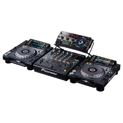 DJ Výbava