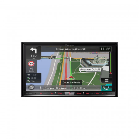 Pioneer AVIC-F88DAB DAB+/Bluetooth/DVD/USB car navigation multimedia receiver