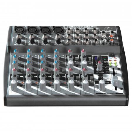 Behringer Xenyx 1202FX Premium 12-Input 2-Bus Mixer