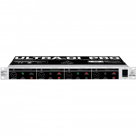 Behringer DI4000 Ultra-DI Pro 4 Channel DI Box