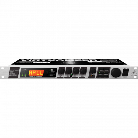Behringer FX2000 Virtualizer 3D Multi Engine Effects Processor