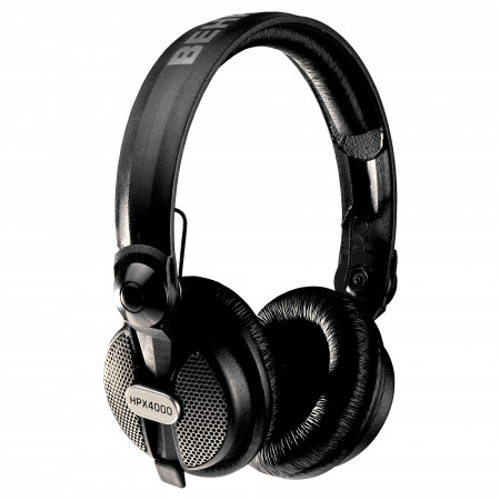 Behringer HPX4000 Closed High-Definition DJ Headphones
