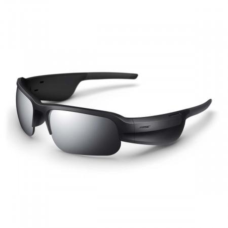 Audio slnečné športové okuliare Frames Tempo, čierne