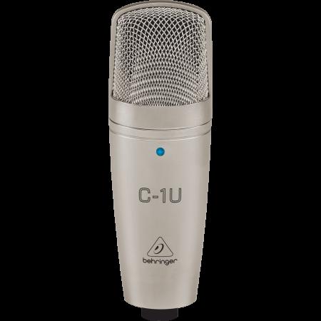 Behringer C-1U USB štúdiový kondenzátorový mikrofón