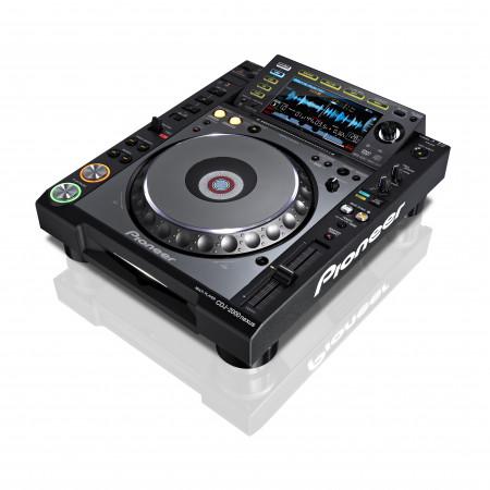 Pioneer DJ CDJ-2000NXS