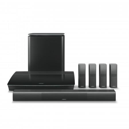 BOSE Lifestyle 650 systém domácej zábavy, čierny