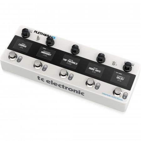 TC Electronic PLETHORA X5 Stompbox