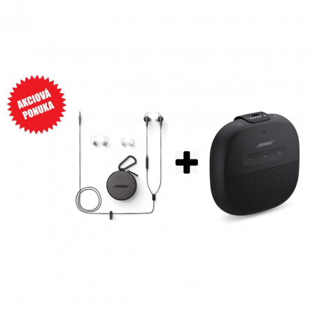 BOSE Sport SET – Soundlink Micro + SoundSport IE pre Android