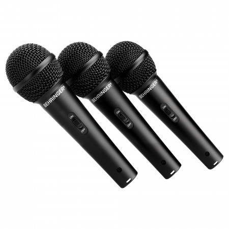 Behringer XM1800S Dynamic Microphones
