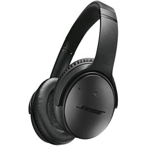 BOSE QC25 QuietComfort slúchadlá s potlačením okolitého hluku pre vybrané zariadenia Apple, čierne