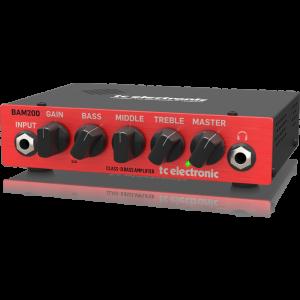 TC Electronic BAM200 Bass Head
