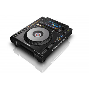 Pioneer DJ CDJ-900NXS Multi Player, Black