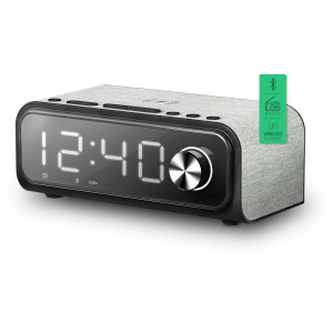 Energy Clock Speaker 4 Wireless Charge