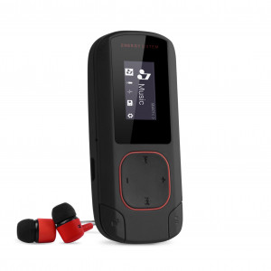 Energy MP3 Clip Bluetooth Coral 8 GB MP3 Player with FM radio