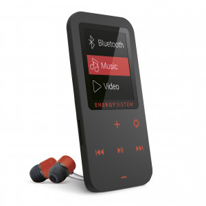 Energy MP4 Touch Bluetooth Coral 8 GB | MP4 Player with FM radio
