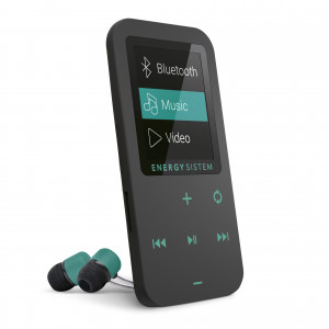 Energy MP4 Touch Bluetooth Mint 8 GB MP4 Player with FM radio