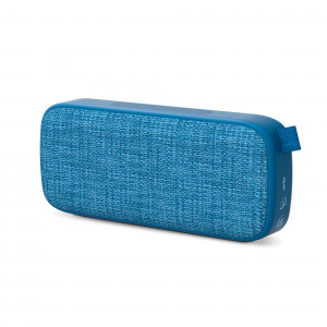 Energy Fabric Box 3+ Trend Blueberry Portable Speaker with Bluetooth and FM radio