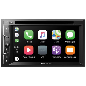 Pioneer AVH-Z2200BT CD/DVD/Bluetooth/USB multimedia receiver