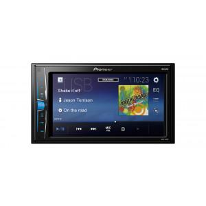 Pioneer MVH-A100V USB/AUX multimedia receiver
