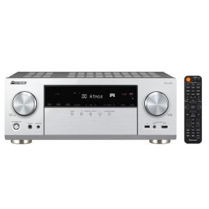 Pioneer VSX-LX304-S 9.2-channel AV receiver, silver