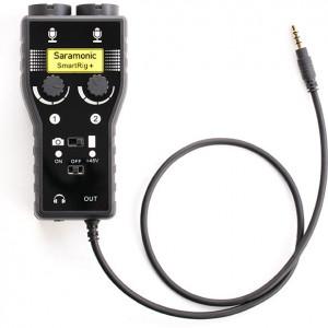 Saramonic SmartRig+ Microphone/Guitar Interface