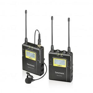 Saramonic UwMic9 Kit1 RX9+TX9 Wireless Lavalier System