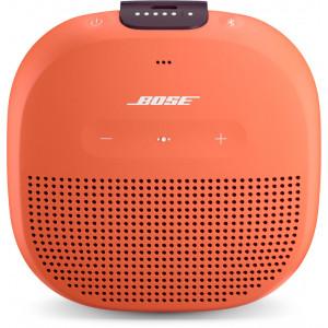 BOSE SoundLink Micro, jasná oranžová